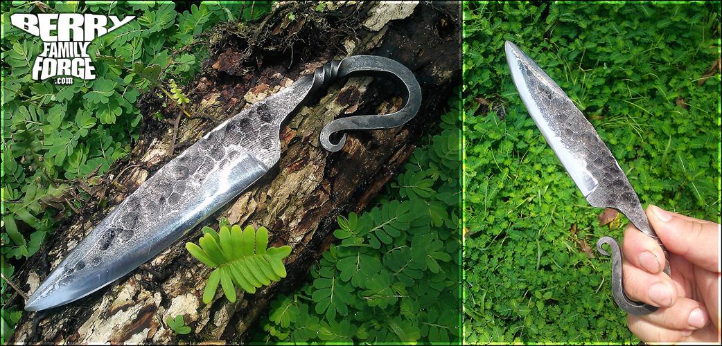 Viking Woman's Knife by Neg-319