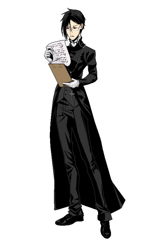 Sebastian x (M) Reader - Secrets between Teachers by lovegrell21 on ... Joker Smile Png