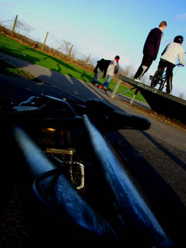 BMX frame