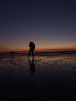 sandbanks silhouette 1
