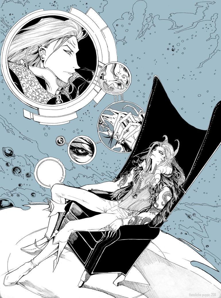 nanako niimi.s sex Astral Dream by Hassly