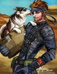 Metal Gear: Big Boss and DD