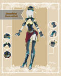 CLOSED Adoptable Outfit Auction: Steampunk Classic