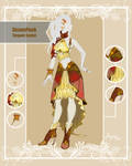 CLOSED Adoptable Outfit Auction: Steampunk Elegant