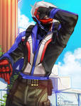 We're All Soldiers Now: Soldier 76