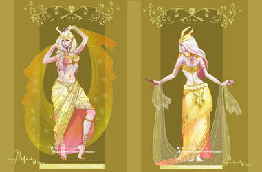 Character Design by Hassly