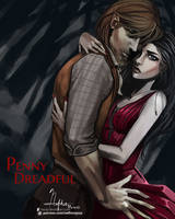 Penny Dreadful: Vanessa and Ethan by Hassly
