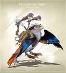 CLOSEDAdopt Auction Magical Beasts: Steampunk Bird