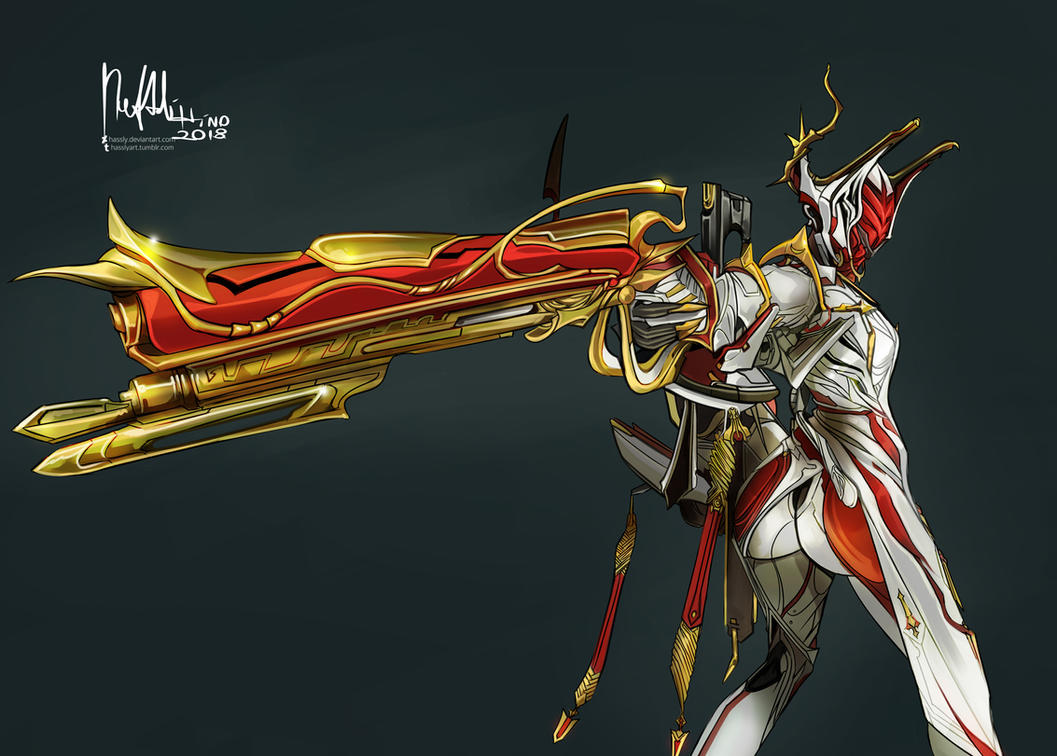 Commission: Valkyr Prime