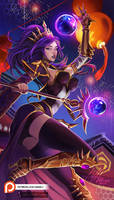Li Ming by Hassly