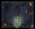 Crypt Battle Map