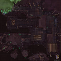 Earth Dungeon by Hassly