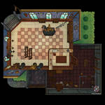 Armory Battle Map