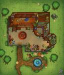 Potion Shop Battle Map