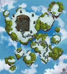 Sky Cabin Battle Map