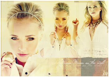 Hayden Panettiere by colorfullworld