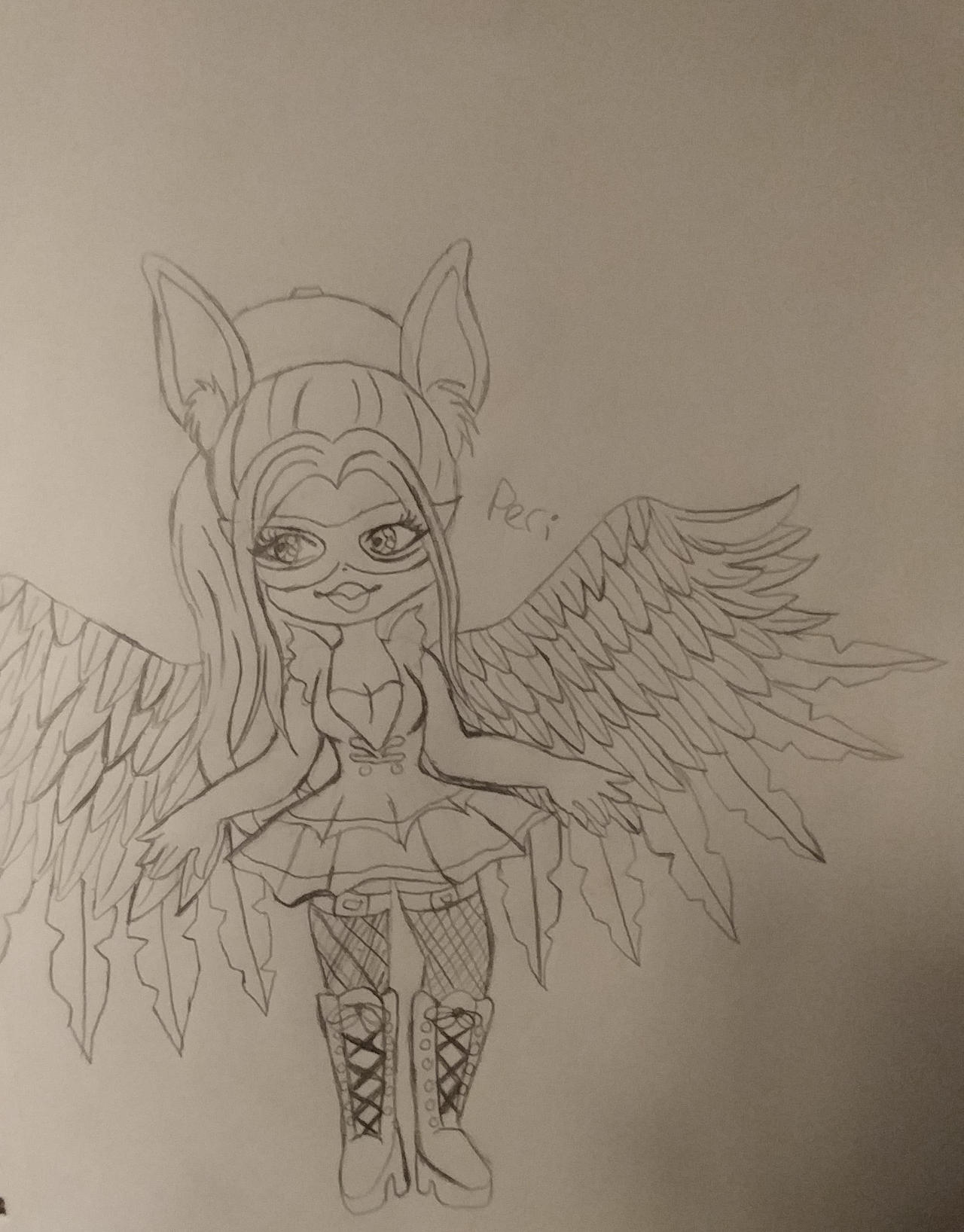My Royale High Roblox Drawing By Perseidgalaxy On Deviantart