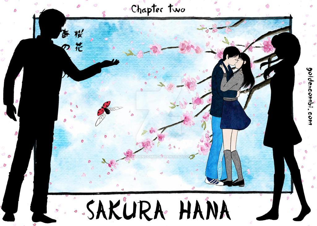 Taro Misaki and Sanae Nakazawa