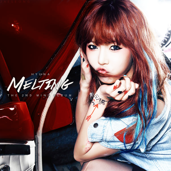 Hyuna Melting A...