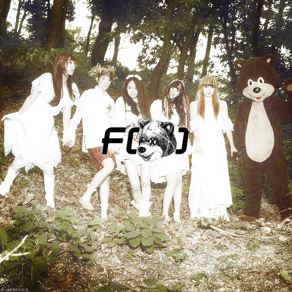 f(x) Electric Shock by JaeSeongELF on DeviantArt F(x) Electric Shock Album Cover