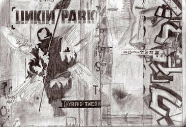 Hybrid theory 009 by jazblack009