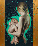 My new painting  - Demeter