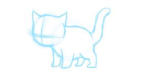 Fat cat walk by Yolly-anda