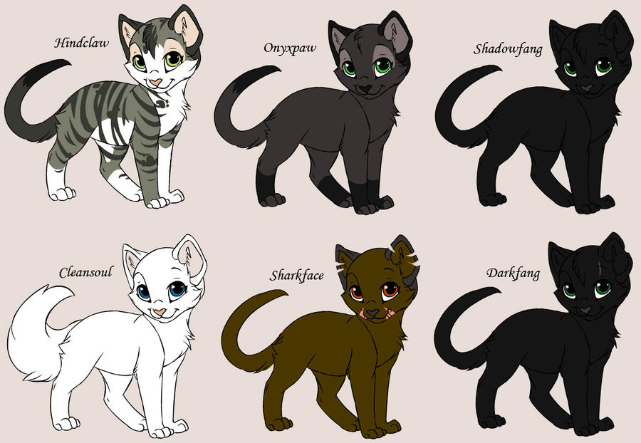 Warrior Cats Clan Symbol Maker The Gallery For Warrior Cats