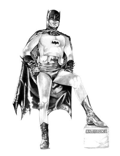 Batman 1966 TV by hawk5