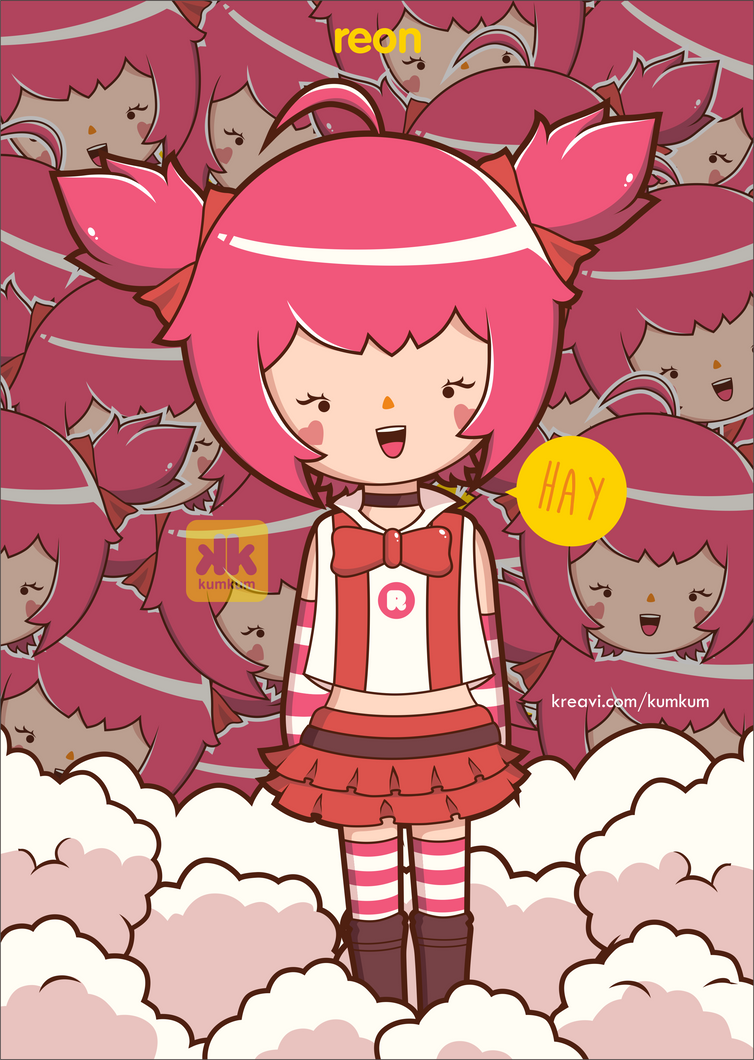 ReOn Fans art by kum---kum