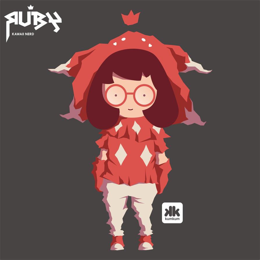 Ruby by kum---kum