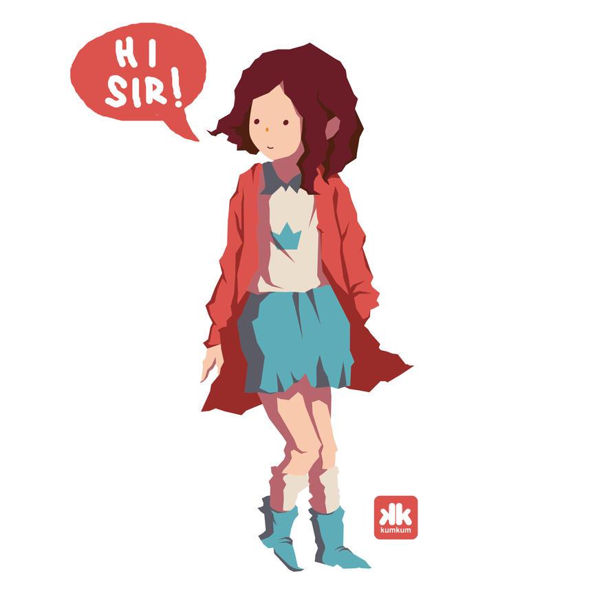 hi sir! by kum---kum