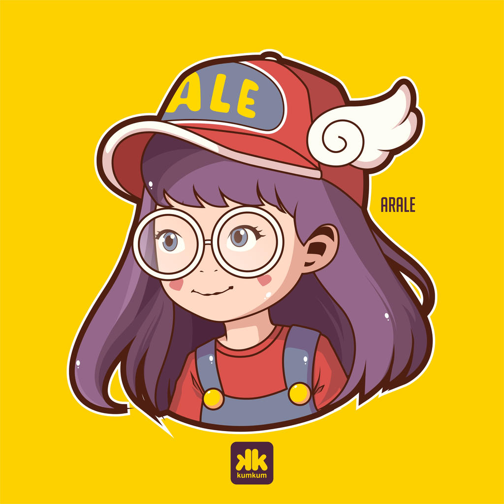 Arale Fanart By Kum---kum On DeviantArt