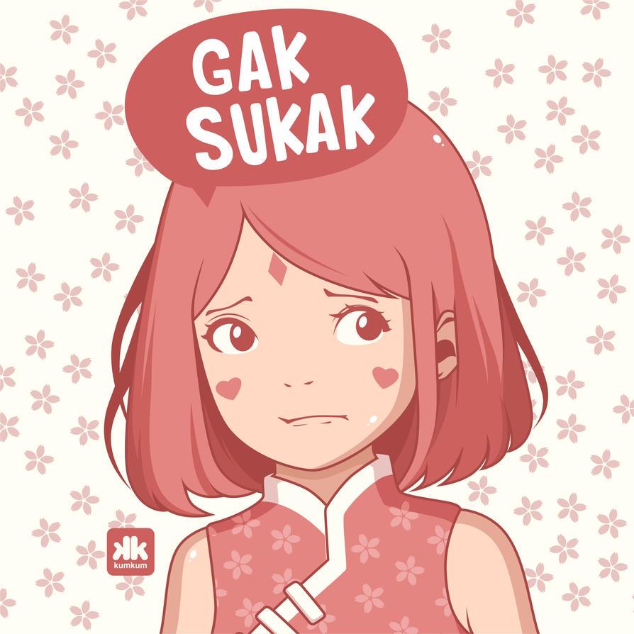 Sakura Haruno by kum---kum