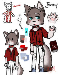 Jemmy's ref picture by MatthewGames