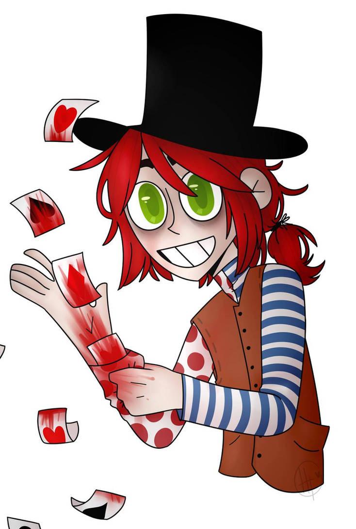 Magic trick by MatthewGames