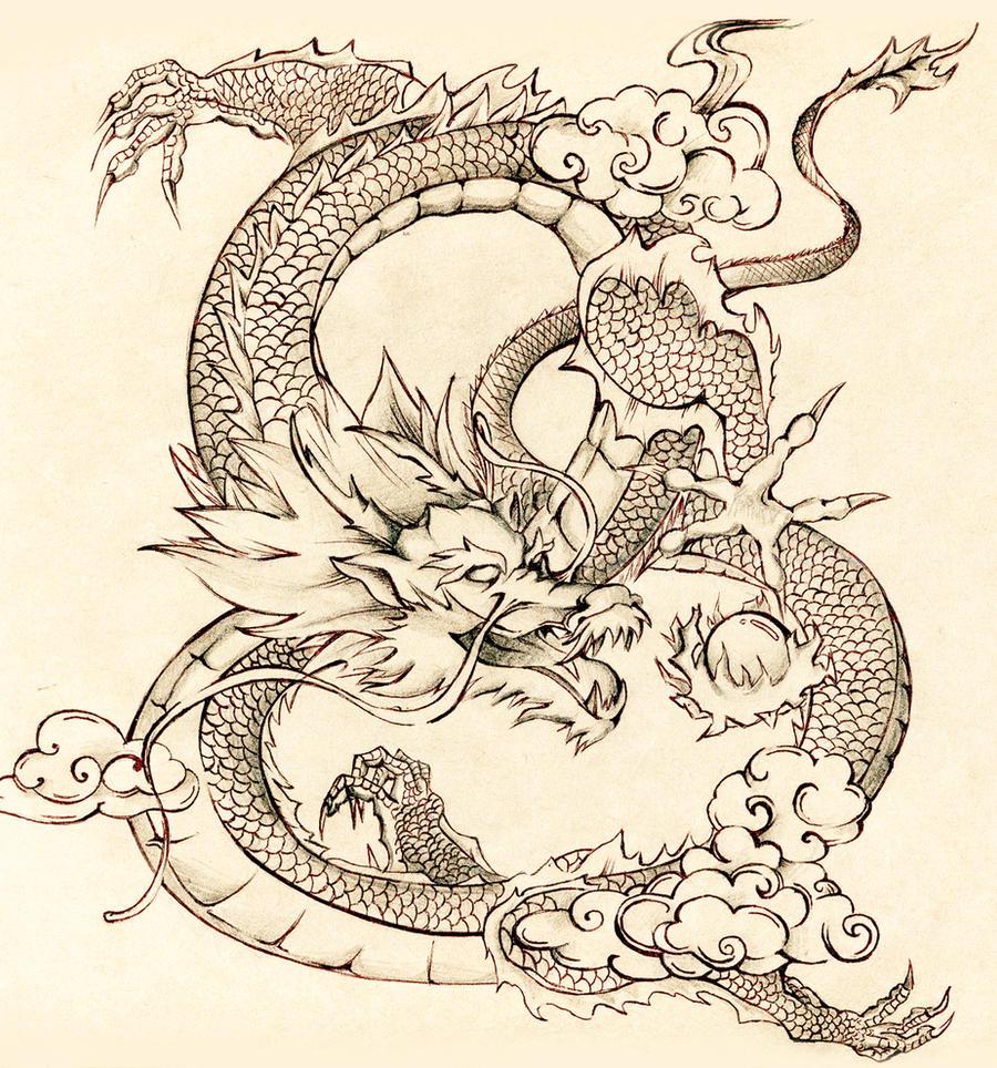 Dragon Of Year By Bmsolari On DeviantArt