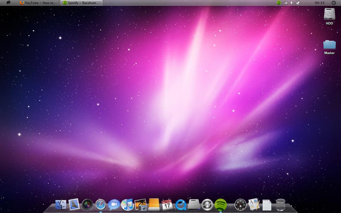 Descargar tema de mac leopard para windows 7