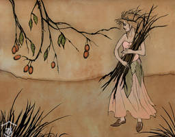 Woods Fairy by Bailiwick