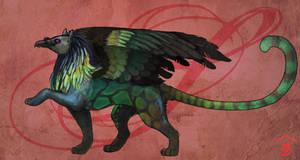Gryphon Design, Faery-Dustgirl