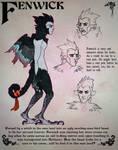 Fenwick - The Man, The Monkey