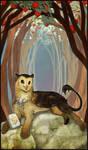 G. Tarot - The High Priestess