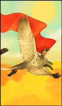 Gryphon Tarot - The Sun