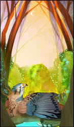Gryphon Tarot - Judgement by Bailiwick