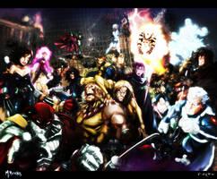 Age of Apocalypse by Daenji