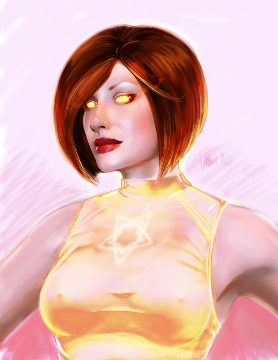 Commission: Lady E by Daenji