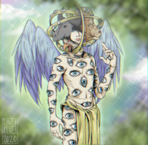 Biblically Accurate Angel