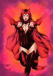 Scarlet Witch Colours