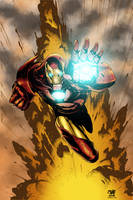 Iron Man Colors. by CrisstianoCruz