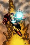 Iron Man Colors.
